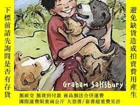 二手書博民逛書店Calvin罕見Coconut: Dog Heaven-卡爾文椰子:狗的天堂Y346464 Salisbury