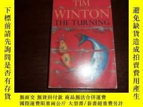 二手書博民逛書店英文原版【THE罕見TURNING】Y17030 出版2004