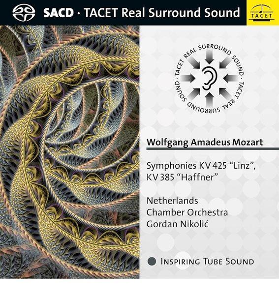 【停看聽音響唱片】【SACD】尼柯里契 / 荷蘭室內樂團:莫札特:交響曲《哈夫納》、 《林茲》