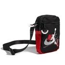Nike 斜背包 Jordan Shoulder Bag 黑 紅 男女款 喬丹 運動休閒 【ACS】 JD2023004GS-001