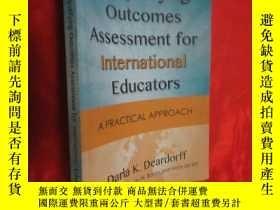 二手書博民逛書店Demystifying罕見Outcomes Assessment for International Educa