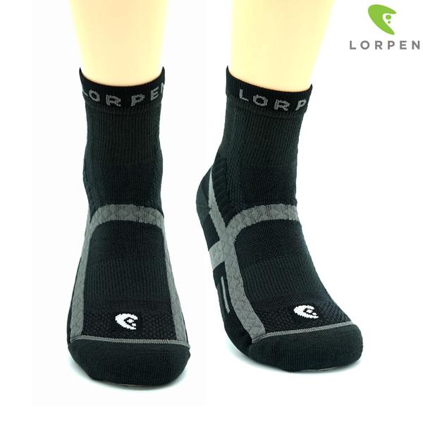 Lorpen T3 Coolmax健行短襪 T3LSG(II) / 城市綠洲 (登山襪、吸濕快乾、涼爽舒適)
