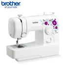 日本 brother 紫語花仙子實用縫紉機 JA-1400 ◤贈車縫專用線*2◢