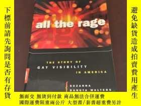 二手書博民逛書店All罕見the Rage the story of gay v