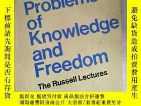 二手書博民逛書店Problems罕見of Knowledge and Freed