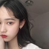 耳環女氣質韓國個性百搭潮人銀高級感耳釘