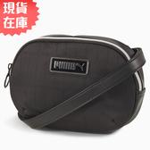 【現貨在庫】PUMA Classics X-Body 背包 側背包 肩包 休閒 潮流 皮革 黑【運動世界】07698301