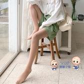 光腿神器 裸感神器女超自然膚色連褲襪春秋冬季刷毛加厚打底襪踩腳 2色
