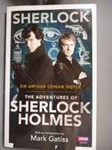 【書寶二手書T3/原文小說_JQI】Sherlock-The Adventures of Sherlock Holmes_Sir Arthur Conan Doyle