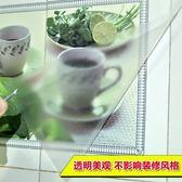 透明廚房防油貼紙耐高溫瓷磚牆貼灶台防水防油自黏油煙機櫥櫃貼紙「青木鋪子」