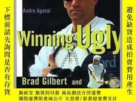 二手書博民逛書店Wining罕見uglyY404289 Brad Gilbert Touch stone