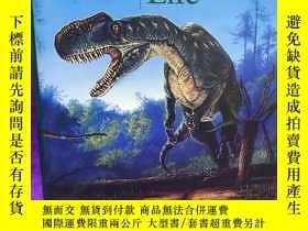 二手書博民逛書店Mesozoic罕見Vertebrate Life This is the first book to ever