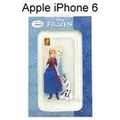 迪士尼透明軟殼 iPhone 6 / 6S (4.7吋) [雪花人物] 冰雪奇緣【Disney正版授權】