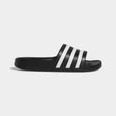 ADIDAS ADILETTE AQUA [G28723] 女鞋 運動 涼鞋 拖鞋 休閒 舒適 輕量 穿搭 愛迪達 黑白