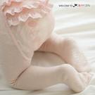 女童甜美層層蕾絲花邊pp褲 連褲襪