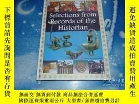 二手書博民逛書店Selections罕見from Records of the