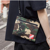定番軍用小包 STAGE ESSENTIAL MUSETTE BAG 黑色/綠迷彩 兩色