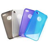 TPTT iPhone 4 曲線紋 手機保護套〈附擦拭布+保護貼〉『免運優惠』