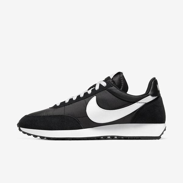 Nike Air Tailwind 79 [487754-012] 男鞋 運動 休閒 慢跑 輕量 緩震 舒適 支撐 黑白