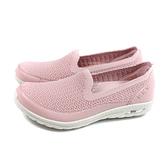 SKECHERS ArchFit 運動鞋 懶人鞋 女鞋 粉紅色 100287BLSH no377