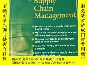 二手書博民逛書店Essentials罕見of Supply Chain Mana