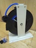 [ 家事達 ] 台灣HS-HR-850A  開放式自動收線器8*12mm(12米 )  特價 高壓管捲揚器 風管輪座組