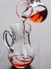 醒酒器 加厚玻璃白酒分酒器創意家用洋酒紅酒醒酒器小號扎壺飯店酒吧專用【快速出貨八折下殺】