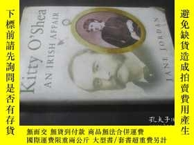 二手書博民逛書店Kitty罕見O Shea: An Irish Affair 小