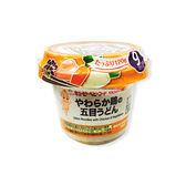 日本KEWPIE 微笑杯系列 SC-23 野菜雞肉烏龍麵-120g[衛立兒生活館]