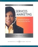 二手書博民逛書店《Services Marketing: Integrating Customer Focus Across the Firm》 R2Y ISBN:0071263934