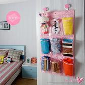 收納9 格收納袋【BM 家居】門後室內廚房浴室衣櫃兒童玩具收納掛袋方便整理可水洗