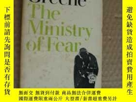 二手書博民逛書店The罕見Ministry of Fear (An entert