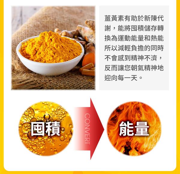 葡萄王 孅益薑黃30粒*2瓶  共60粒(95%高含量薑黃)
