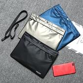 新款潮包男單肩斜挎包時尚簡約女手拿包學生小背包運動休閒包·享家