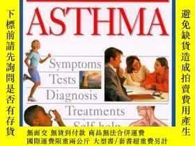 二手書博民逛書店Asthma罕見(BMA Family Doctor S.)Y1