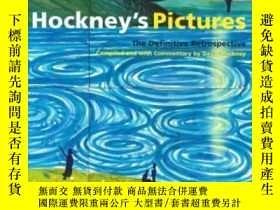 二手書博民逛書店Hockney s罕見Pictures-霍克尼的照片Y436638 Gregory Evans Bulfinc