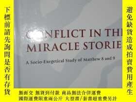 二手書博民逛書店Conflict罕見in the Miracle Stories