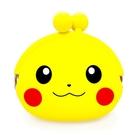 【震撼精品百貨】神奇寶貝_Pokemon~精靈寶可夢 POKÉMON 皮卡丘 PIKACHU 矽膠零錢包