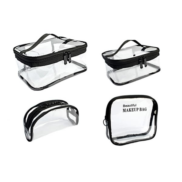 透明防水化妝包(1入) 款式可選【小三美日】原價$139