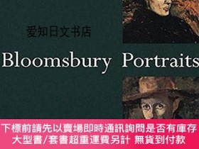 二手書博民逛書店【罕見】Bloomsbury Portraits: Vanessa Bell, Duncan Grant and