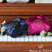 Maison de FLEUR ♡ 復古緞面化裝包 - Maison de FLEUR