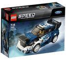 樂高LEGO SPEED Ford Fiesta M-Sport WRC 75885 TOYeGO 玩具e哥