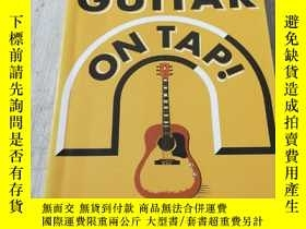 二手書博民逛書店REACH罕見FOR GUITAR ON TAP!Y11161
