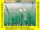 二手書博民逛書店Ecology:罕見Concepts And Applications (2 Ed.)Y256260 Manu