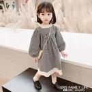 女童洋裝秋裝0兒童韓版秋季長袖公主裙2歲寶寶衣服3小女孩洋氣4 艾瑞斯