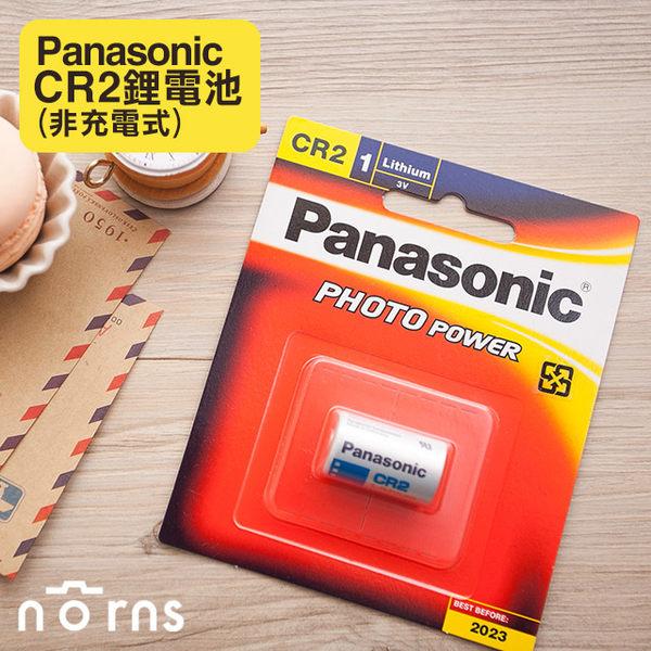 原廠【Panasonic CR2拍立得鋰電池】Norns 適用富士拍立得mini 25 50S 55 PIVI MP300等