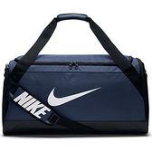 Nike- 巴西利亞中行李袋 (深藍色)