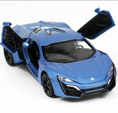 模型車 合金汽車模型1:32萊肯超級跑車路虎衛士奔馳G65仿真兒童玩具車【快速出貨八折下殺】
