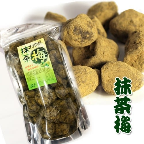 抹茶梅 輕微不順困擾 幫助消化排便 體內環保 600公克  【正心堂】