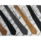 領帶 21FW 英倫學院派條紋百搭休閒領帶 城市科技